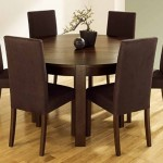 Best Has Round Dining Table And Chairs To Make Your Home Pleasing With Regard To Dining Table With Chair Designs - www.davidjbarnes.com