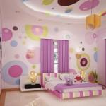 pembe-renkli-kiz-cocuk-yatak-odasi-1